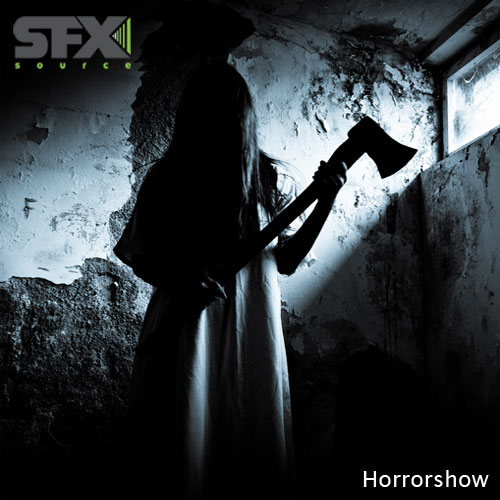Horrorshow - Scary Tones & Ambient Soundscapes - Wicked Low