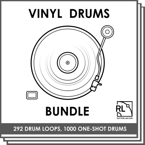 Vinyl Drums Bundle